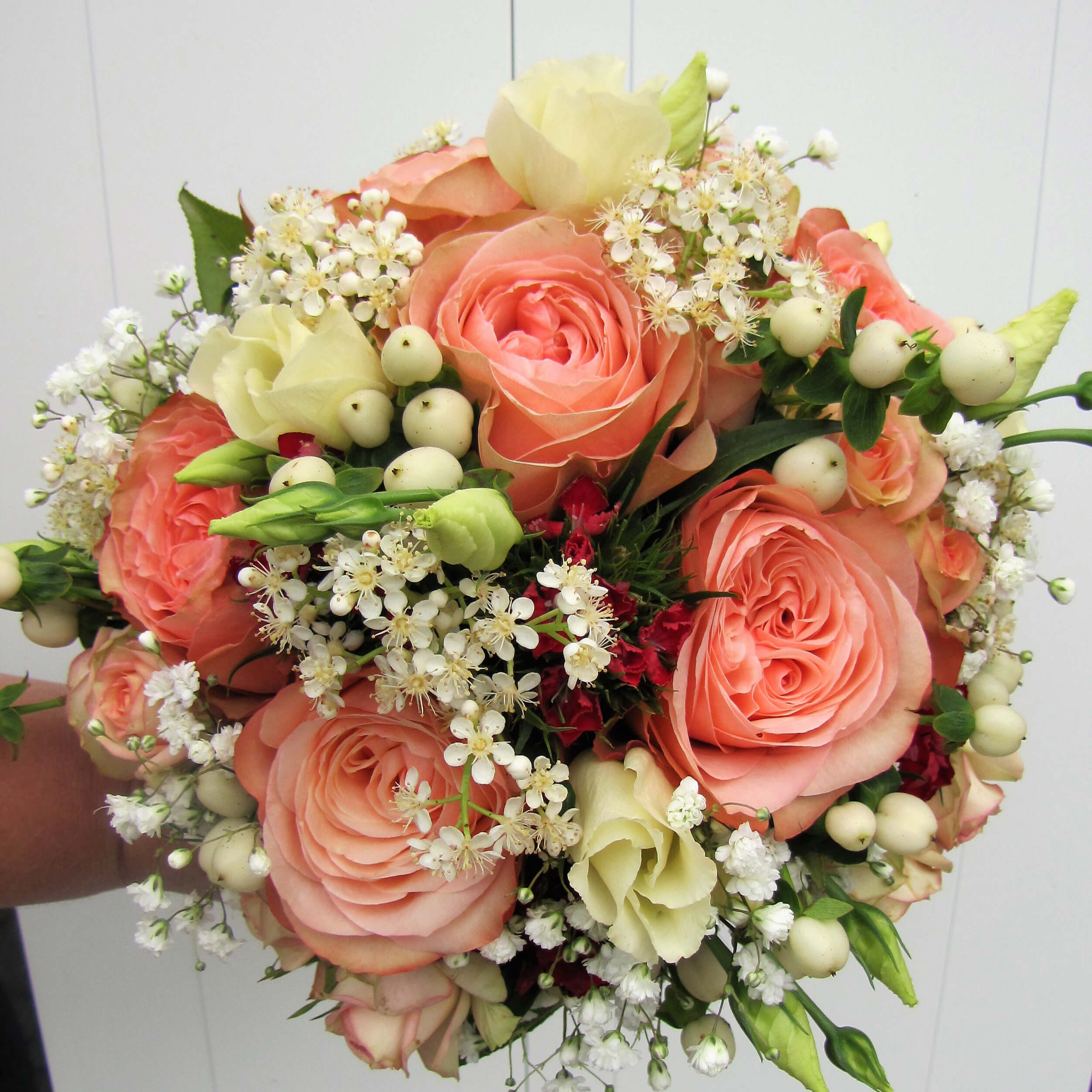 Brautstrauss Beispiele Fur Den Blumenstrauss Zur Hochzeit 6