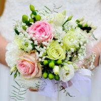 Brautstrauss Einfach1