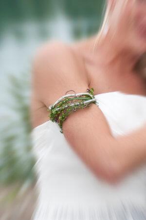 Oberarmband Braut